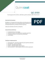 TDS QC 2150 2019