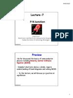 pn junction basics