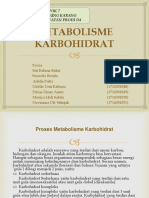 METABOLISME KARBOHIDRAT PPT