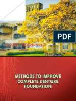 METHODS TO IMPROVE COMPLETE DENTURE FOUNDATION - Copy (2).pptx