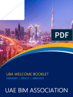 UBA Welcome Booklet