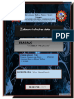 Obras Viales Informe 02
