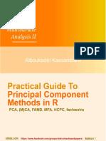 [Alboukadel Kassambara] Multivariate Analysis II P