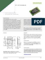 Datasheet Humidity Sensor SHT1x.en.Es