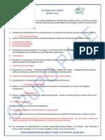 Material Auditoría IV