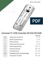 Vivanco UR 12 N Remote Control.pdf