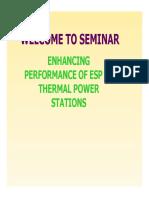 Enhancing ESP Performance