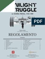Twilight struggle regolamento