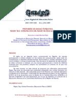 Rugby Tag Integracion Del Rugby en Educacion Primaria