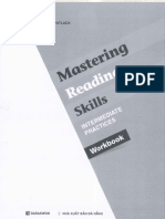 reading ~Mastering Reading