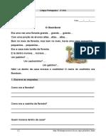 Língua Portuguesa_ Coelhinho Bombom.doc