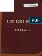 1910 Light Horse Manual