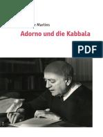 Adorno Kabbala