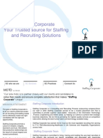 Staffing Corporate Master Proposal