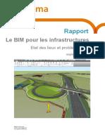 Le BIM pour les infrastructures
