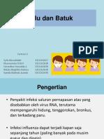 Farmakoterapi Flu & Batuk