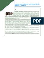 Unidad 1 Guiada Elaboración de documentos mediante la integración de textos, datos, imágenes y gráficos