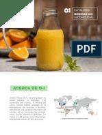 Catálogo Bebidas No Alcohólicas O I Peldar