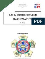 Math Cg 2016 Grade 5