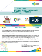 Buku Saku Asian Games