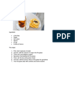 How to make sweet tea.docx