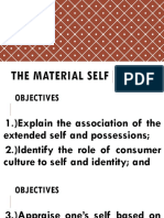 GEC 1 Lesson 6 the Material Self