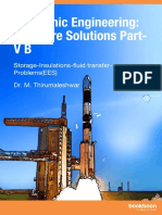 Cryogenic Engineering Software Solutions Part v b by M. Thirumaleshwar