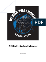WTBA Student Manual Phase 1