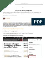 Como Salvar Um Site Como PDF No Celular Com Android _ Dicas e Tutoriais _ TechTudo