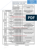 Plan d'Action 19-20 y