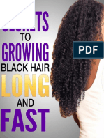 10 Secrets to Growing Black Hair Long and Fast.epub