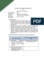 Rpp Sistem Pencernaan Manusia 1