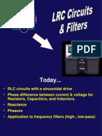 LRC Circuits