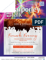 Tarporley Talk Nov 19