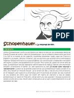10. Schopenhauer. La Voluntad de Vivir