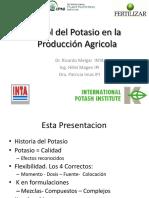 El Rol Del Potasio en La Producción Agrícola