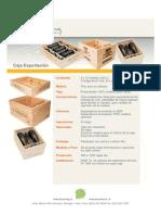 Caja exportacion