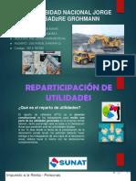 CÁCULO DE  UTILIDADES EN EL PERÚ
