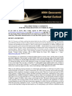 Ray_s Weekly Column Oct 28_ 2019 Forecast Financial Market