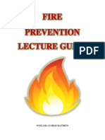 Fire Lecture