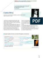 Casta Diva italiano per stranieri