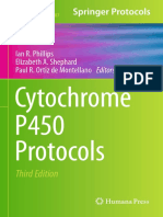 - Cytochrome P450 Protocols (.pdf