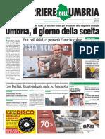 Rassegna stampa dell'Umbria 27 ottobre 2019 UjTV News24 LIVE