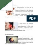 10 Enfermedades Causadas Por La Tecnologia