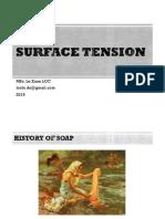 SMPY Edu PhysicoChemistry Surface Tension 2019