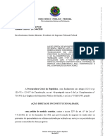 ADI 6025 Peticao Inicial PGR