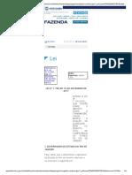 Lei 7786 2017 RJ Altera ITD 8%