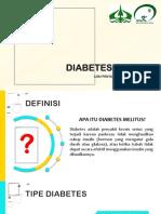 Diabetes Melitus Rev