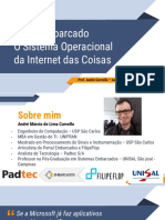 Linux Embarcado - O Sistema Operacional Da Internet Das Coisas