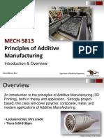 1. Introduction & Basics of AM